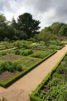 Jardin des simples at Daoulas abbey