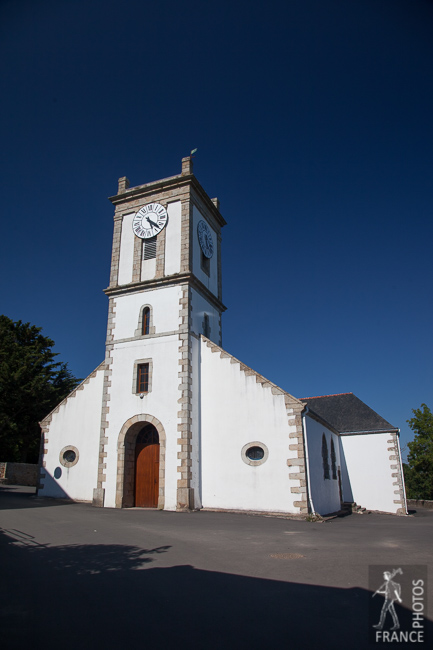 Ile aux Moines church