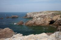Wild coast of Quiberon