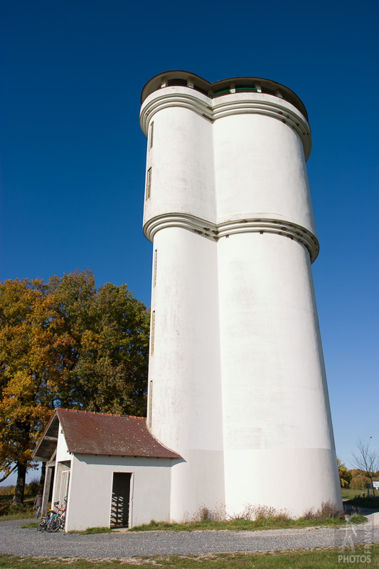 Panoramic water tower of Giffaumont
