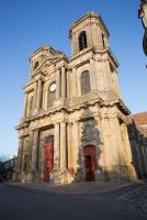 Saint Mammès cathedral