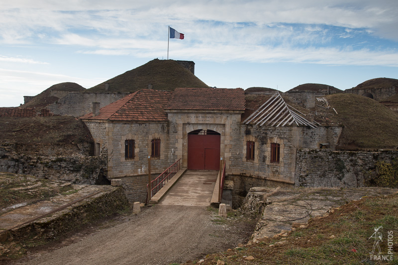 Fort de la pointe de Diamant