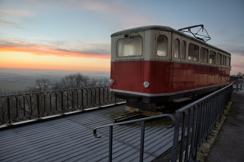 Tramway carriage