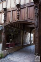 Medieval shopping mall