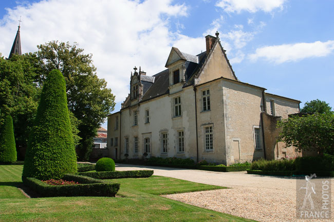 Castle of Beaulon main building