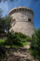 Campomoro genoese tower