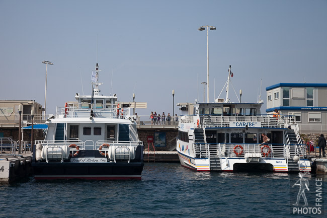 Ferries to the islands