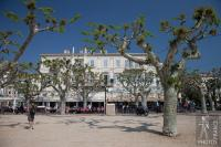 Cannes square