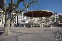 Cannes bandstand