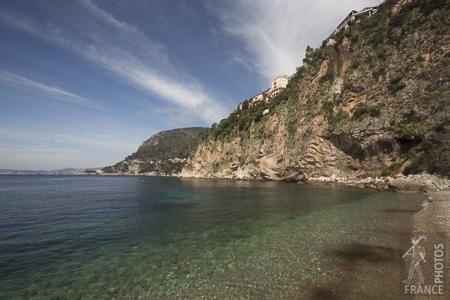 Cap-d'Ail France  City pictures : Mala beach photo from Cap d'Ail | France in Photos