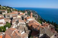 The village of Roquebrune