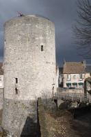 The keep of dourdan