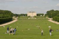 The Parc de Sceaux on a Sunday afternoon