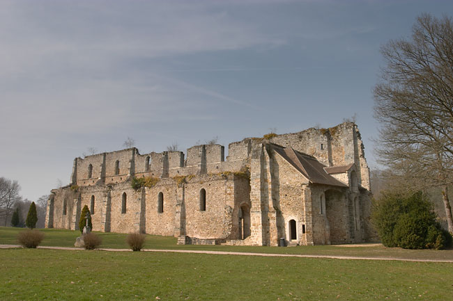 Abbey church of Cernay