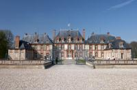 Castle of Breteuil main building
