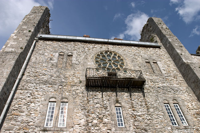 Moret sur Loing fortified house
