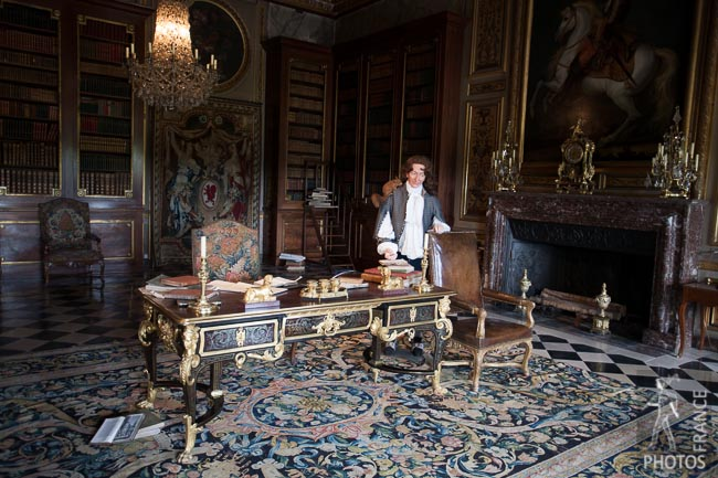 Jean de la Fontaine's office