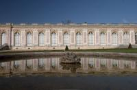 Grand Trianon basin at Midday