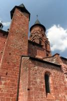 Saint Pierre Church at Collonges la Rouge