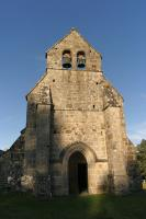 Templar church of Courteix