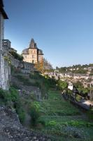 Uzerche, the pearl of Limousin