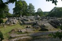 Ruines gallo-romaines des Cars