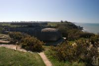 Gun battery command post