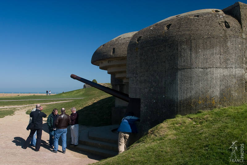 Longues battery and veterans