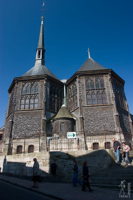 Sainte Catherine church of Honfleur