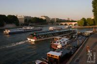 Cruising near the Pont Neuf