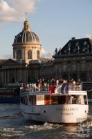 Evening party on the Seine