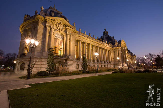 Petit Palais North view