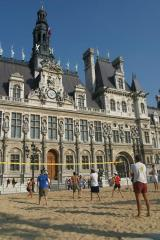Hotel de Ville Volley Ball
