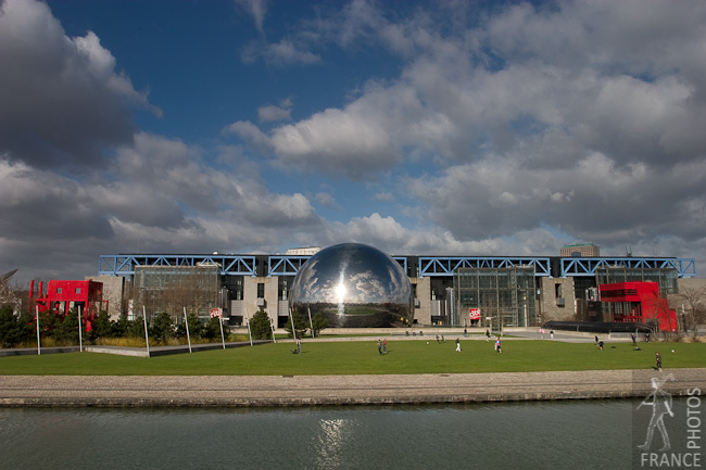 CitŽ des Sciences de la Villette