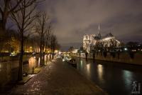 Notre Dame de Paris Wide view