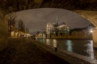 Notre Dame arch