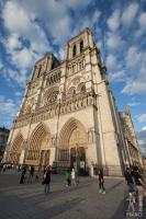 Notre Dame perspective