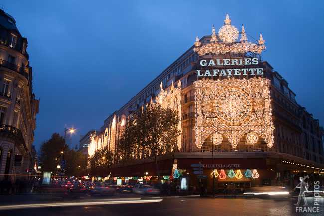 Galeries Lafayette Christmas