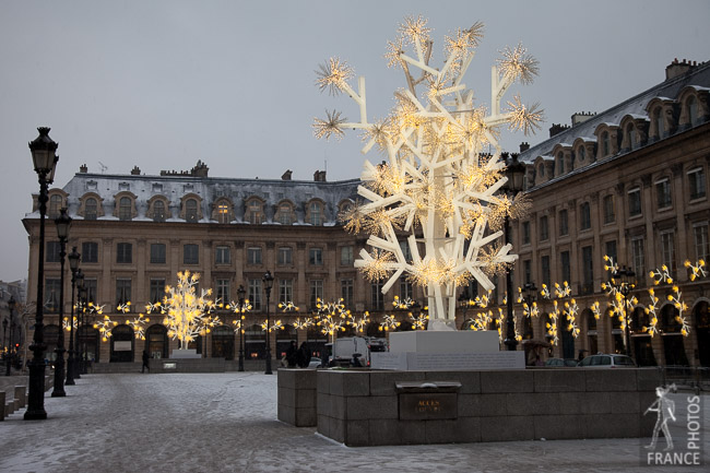 Christmas on Place Vendôme