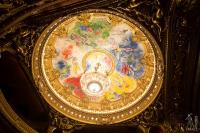 Marc Chagall ceiling