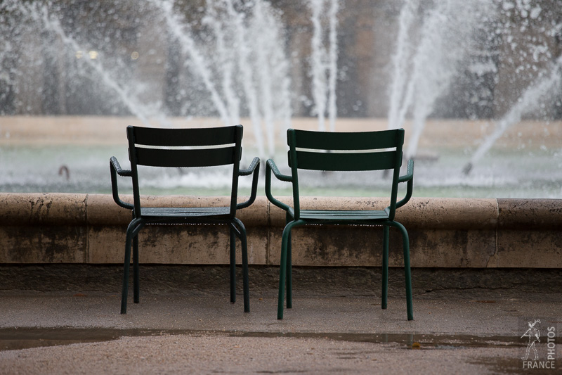 Wet chairs