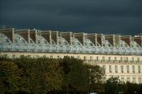 Tuileries roofs