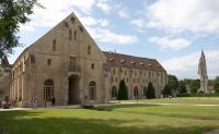 Royamont Abbey main buildings